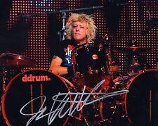 GFA Scorpions Drummer * JAMES KOTTAK * Signed Autograph 8x10 Photo AD2 COA