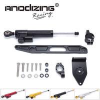 Steering Damper Stabilizer Linear Bracket kit for For YAMAHA XJR1300 2002-2015