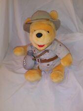 Winnie the Pooh Plush Safari - Walt Disney Parks Exclusive