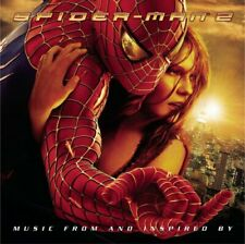 NEW sealed OST CD Spider-Man 2 - Music From And Inspired By Columbia / Sony Musi