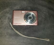 Sony Cyber-shot DSC-W510 12.1 MP Digital Camera With Battery -Untested Pink