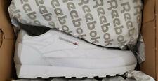 NEW IN BOX~ Reebok Classic Renaissance Mens Casual Shoe White ~ Size 10 Wide 4E