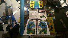 Pre cut decals forvintage coleco electronic arcade  table top galaxian game