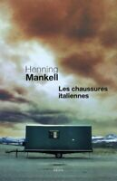 Les chaussures italiennes - Henning Mankell - 2898875
