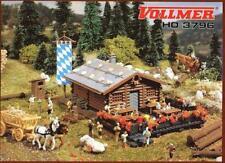 Vollmer 3796 ( 43796 ) H0 - Kaiser Franz- Josef- Hütte NEU & OvP