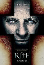 The Rite DVD (2011) Anthony Hopkins