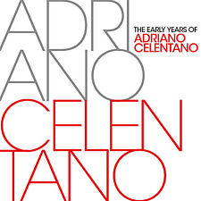 CD Adriano Celentano The Early Anni Best Of 2CDs