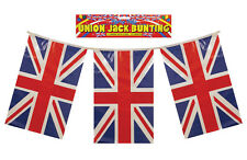 8M / 24ft Plástico Bandera Reino Unido Bretaña Bandera Guirnalda F30 077