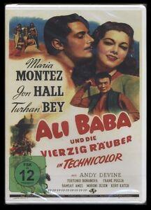 DVD ALI BABA UND DIE VIERZIG RÄUBER (40) - Ein Märchen aus 1001 Nacht ** NEU **