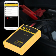 AUTOOL 12V BT BOX Car Diagnostic Battery System Chargin Tester For Android/ IOS