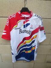 Maillot cycliste BANESTO Tour France 1996 INDURAIN camiseta jersey vintage 6 XXL