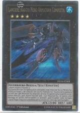 YU-GI-OH! LANCIERE RAGGIO NERO ARMATURA COMPLETA DUSA-IT008 THE REAL_DEAL SHOP