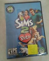 NEW & SEALED The Sims 2 Pets Expansion Pack PC
