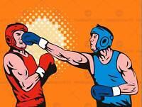 Vintage Austrian Amateur Boxing Poster A3//A4 Print