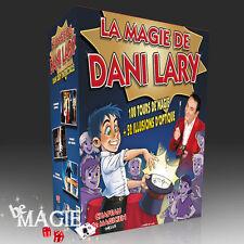 Coffret Dani Lary 100 tours de magie + 52 Illusions d'optique - OID
