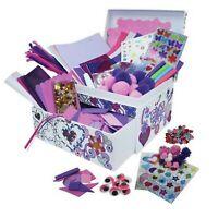 Brand New & Sealed Chad Valley Be U 1000 Piece Sparkle Craft Storage Box