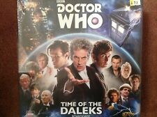 DOCTOR WHO TIME OF THE DALEKS BOARD GAME brand new, sealed