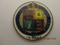 ANTIQUE 1887 QUEEN VICTORIA GOLD JUBILEE COIN , SILVER and ENAMEL