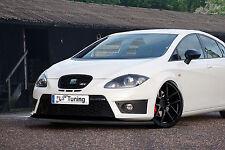Noak ABS Cup Frontspoilerlippe Spoilerschwert für Seat Leon 1P FR mit ABE