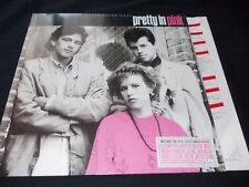V.A. - Pretty in pink (Psychedelic furs Smiths Inxs New order) - LP OST MINT