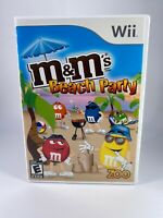 M&M's Beach Party (Nintendo Wii, 2009)