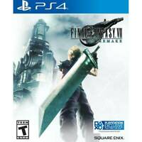 Final Fantasy VII 7  Remake (PlayStation 4 / ps4)Brand new