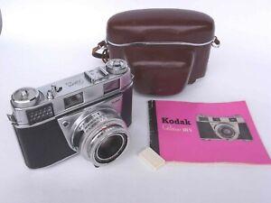 Kodak Retina IIIS mit Xenar f:2.8/ 50mm Objektiv (voll funktionsfähig)