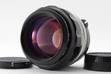 [Near Mint] NIKON NIKKOR H Auto 85mm F/1.8 Non-Ai Lens From Japan