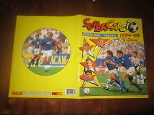 ALBUM DI FIGURINE PANINI CALCIATORI SUPERCALCIO 1994-95 MANCANTE DI 46 FIGURINE