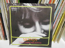 "THE COMMUNICATIVIES ""MONJA-SANTO DOMINGO"" 7"" EX"