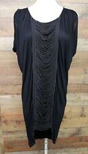 "BCBG MAXAZRIA ""MADDIE"" HAJ6T440-001 Black Dress Women's Size: M NWT MSRP-$178"