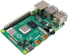 Raspberry Pi 4 Modell B 4GB ARM-Cortex-A72 4x 1,50GHz RAM WLAN-ac Bluetooth 5 LA