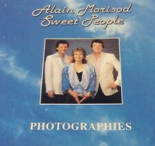 ALAIN MORISOD/SWEET PEOPLE Tape Cassette PHOTOGRAPHIES 1988 Kosmos Canada