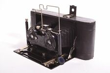Exceptional Lloyd 660 Stereo camera by ica with Tessar f/6.3 - 120mm. For film.