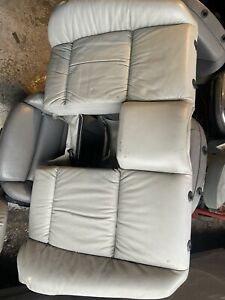 Bmw E36 M3 Rear Seat And Headrests All Complete Convertible
