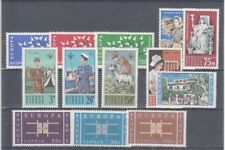 D.Cyprus 215 - 27 Vintage 1963 without Block (MNH)
