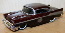 Maisto - 1957 Chevrolet Bel Air - Harley Davidson Custom Design - 1:64