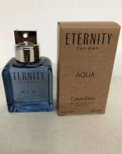 Eternity Aqua by Calvin Klein for Men 100ml 3.4oz Eau de Toilette Spray