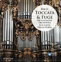 TOCCATA & FUGE - DIE SCHÖNSTEN ORGELWERKE / JOHANN SEBASTIAN BACH - CD - NEU!!