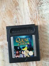 Quest For Camelot  Nintendo Gameboy Color Game cart only