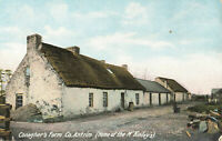 Pre 1913 Postcard, Conagher's Farm, Co. Antrim, Northern Ireland, Unposted.
