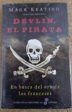 Devlin el Pirata,Mark Keating,Edhasa