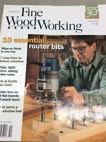 Taunton Fine Wood Working Magazine Vintage October 2006 Home Building Hardware