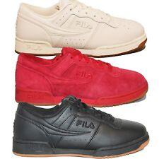 Mens Fila Original Fitness ZIPPER Classic Retro Casual Athletic Shoes Sneakers