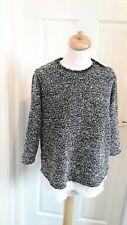 LOVELY *DOROTHY PERKINS* BLACK IVORY JUMPER/TOP SIZE 16 NEW W ITH TAGS