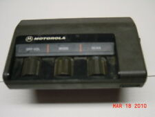 USED MOTOROLA MARATRAC CONTROL HEAD WITH SCAN