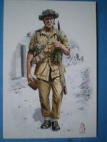 POSTCARD 1ST BN DUKE OF WELLINGTON REGIMENT (WEST RIDING) PANTELLARIA 1943