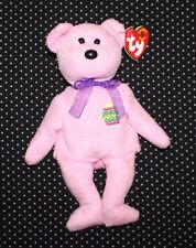 Eggs Easter Bear Ty Beanie Baby Beautiful Condition Hs1