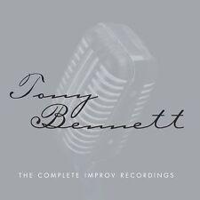 The Complete Improv Recordings [Box] by Tony Bennett (CD, Nov-2004, 4 Discs,...