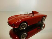 JOLLY MODEL ALFA ROMEO 6C 3000 ZAGATO 1953 - RED 1:43 - EXCELLENT - 30